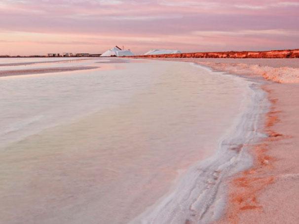 Salt Sunrise