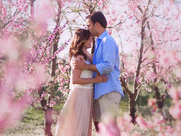 Blossom couple